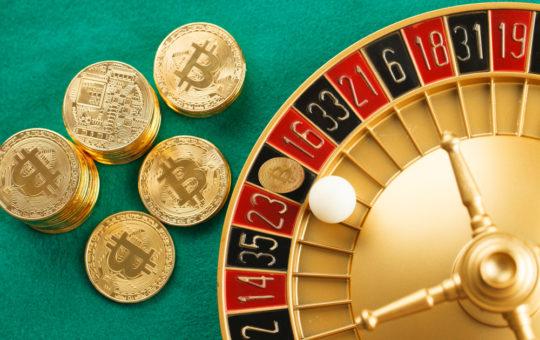 Mobil bitcoin casino $1 mevduat